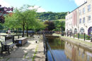 Canalside @ Hebden Bridge