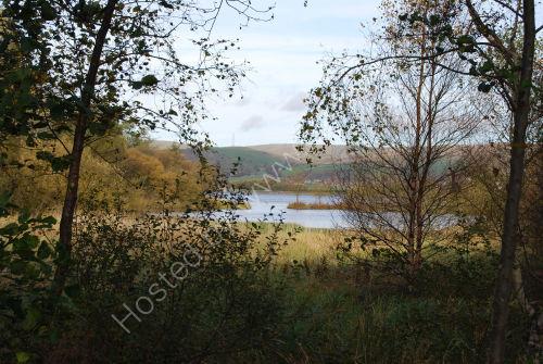 Across Hollingworth Lake