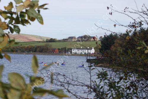 Activity on Hollingworth Lake