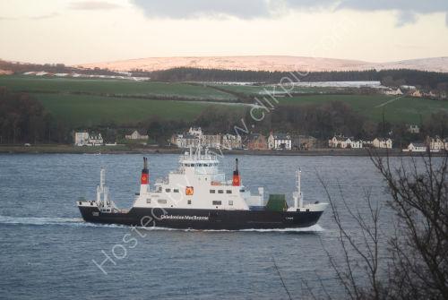 Ferry to Wymess Bay