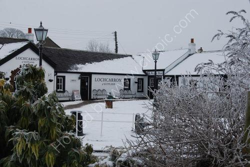 Snow at Gretna Green