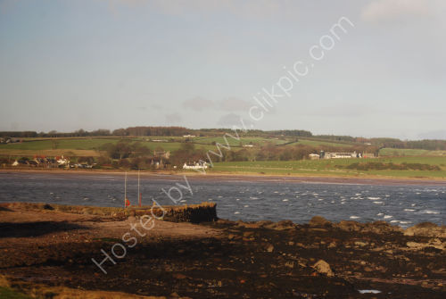 Coastal view of Bute