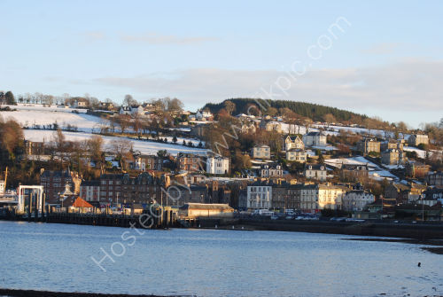 Rothesay in Winter