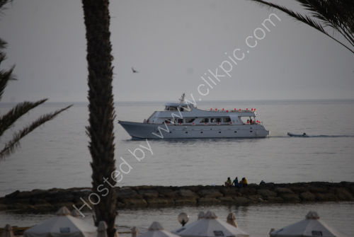 Evening cruise....