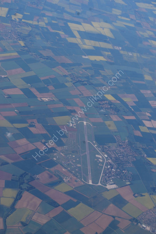 Over Germany