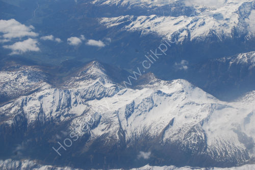 Over the Alps !