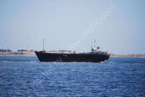 MV Demetrios II shipwreck