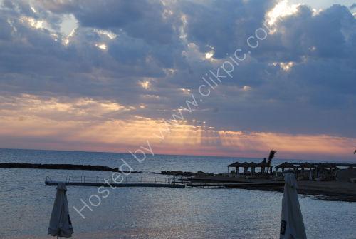 Sunset/Sunrays ....