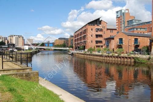 The River Aire developments - Leeds