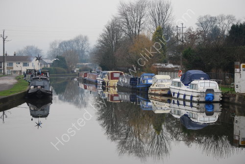 Grey (and misty) reflections