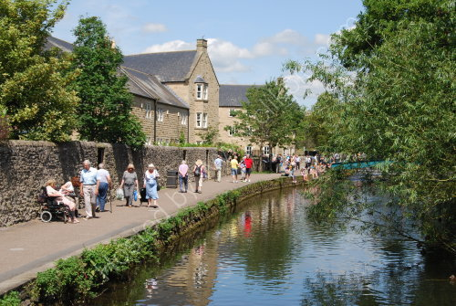 Riverside at Bakewell