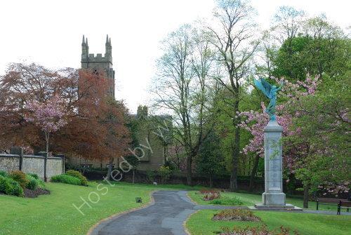 Cenotaph & Parish Church