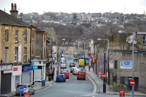 Commercial Street, Brighouse