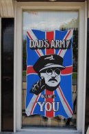 Window Art - The Calder (Dads Army)