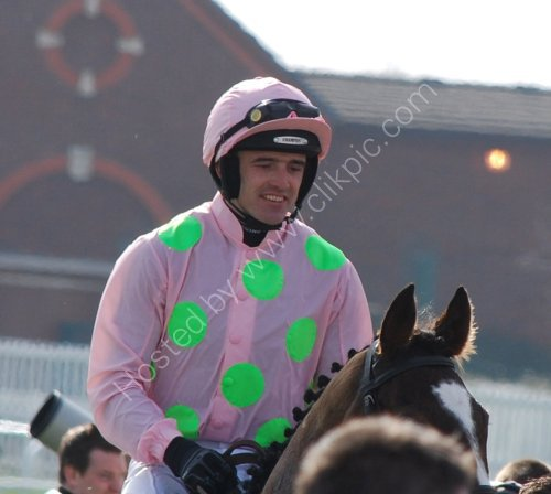Ruby Walsh (a winner yet again !)