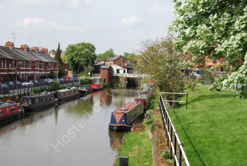 Canal Basin at Chester