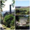 Hardcastle Crags collage