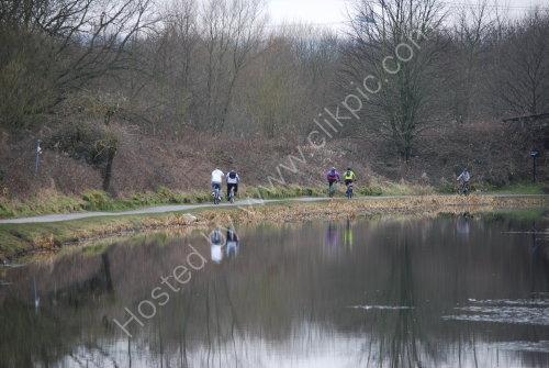 Calder & Hebble reflections