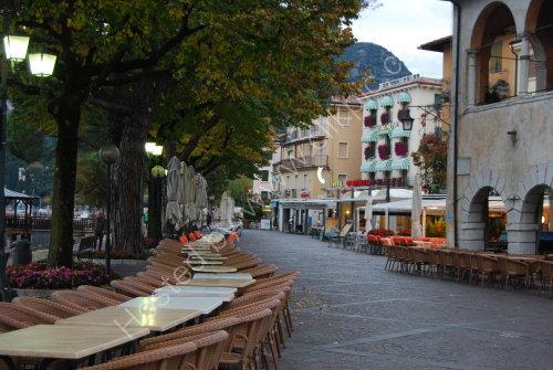 Morning in Garda Town