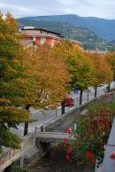 Early autumn in Garda Town