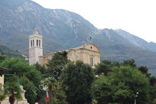 Church at Malcesine