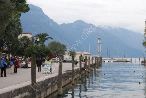 Jetty at Riva del Garda
