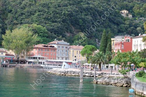 Lakeside at Riva del Garda