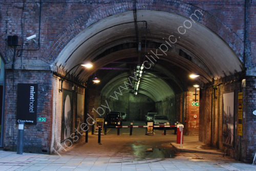 Underneath the Arches !! - Leeds