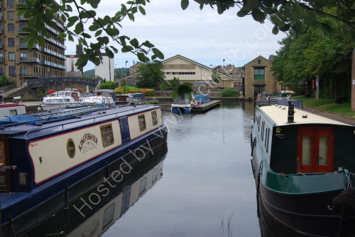 Brighouse Canal Basin
