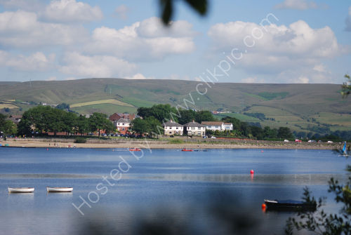 Hollingworth Lake in July