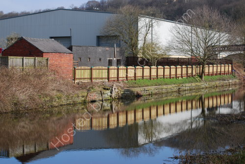 Industrial reflections.....