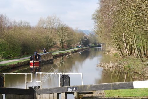 Easter Sunday 2015 - along the canal