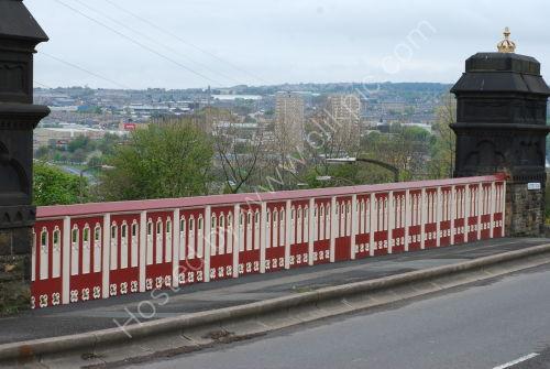 Bridge over Godley