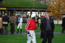 Jockey and Trainer