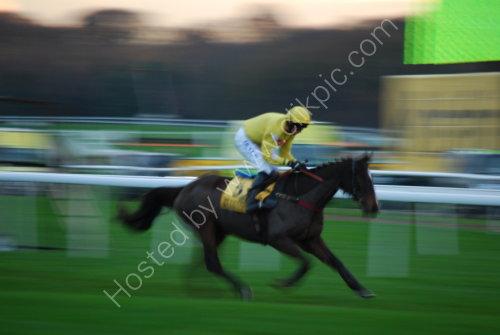 Racing blur .....