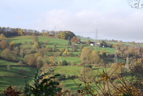 Red Beck valley (Hove Edge) in November 2015