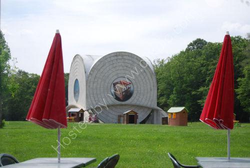 Exhibition centre - Jura region