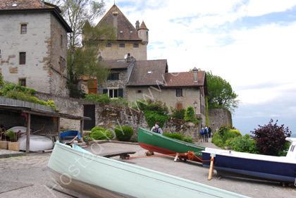 Yvoire - Lake Geneva