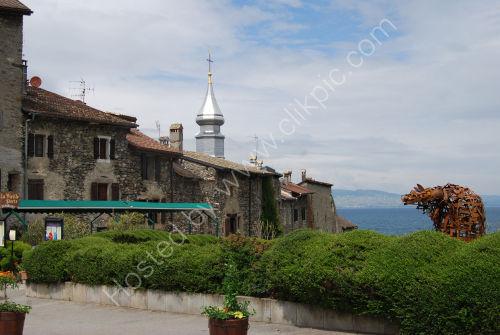 Yvoire, Lake Geneva