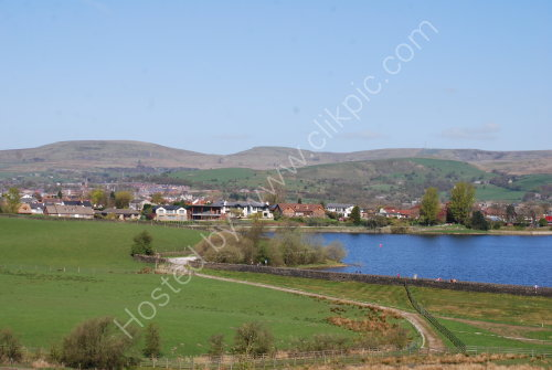 Good Friday in the sun at Hollingworth Lake