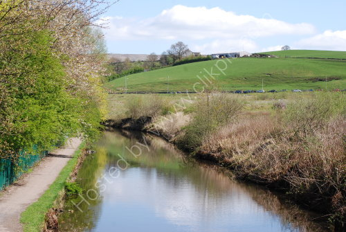 Reflections on the Rochdale Canal