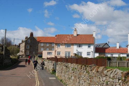 Lindisfarne (or Holy Island)