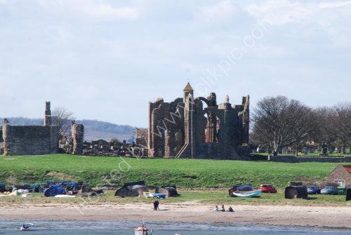 Lindisfarne Priory (ruins)