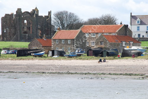 Lindisfarne (inc. The Priory)