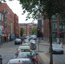 The streets of Dublin