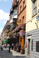 A colourful Dublin street