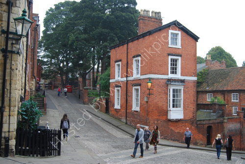 Junction of streets - Lincoln