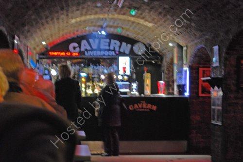 Inside The Cavern Pub