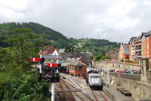 Llangollen (Steam) railway station