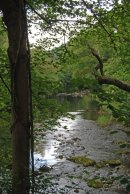 The River Llugwy at Betws-y-Coed